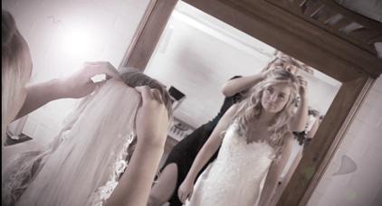Bruidsstyling